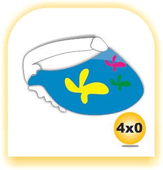 VISEIRAS Couchê• 4x0 1000 Unid
