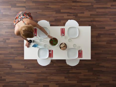 Today's Homebuyers Like Hardwood Floors