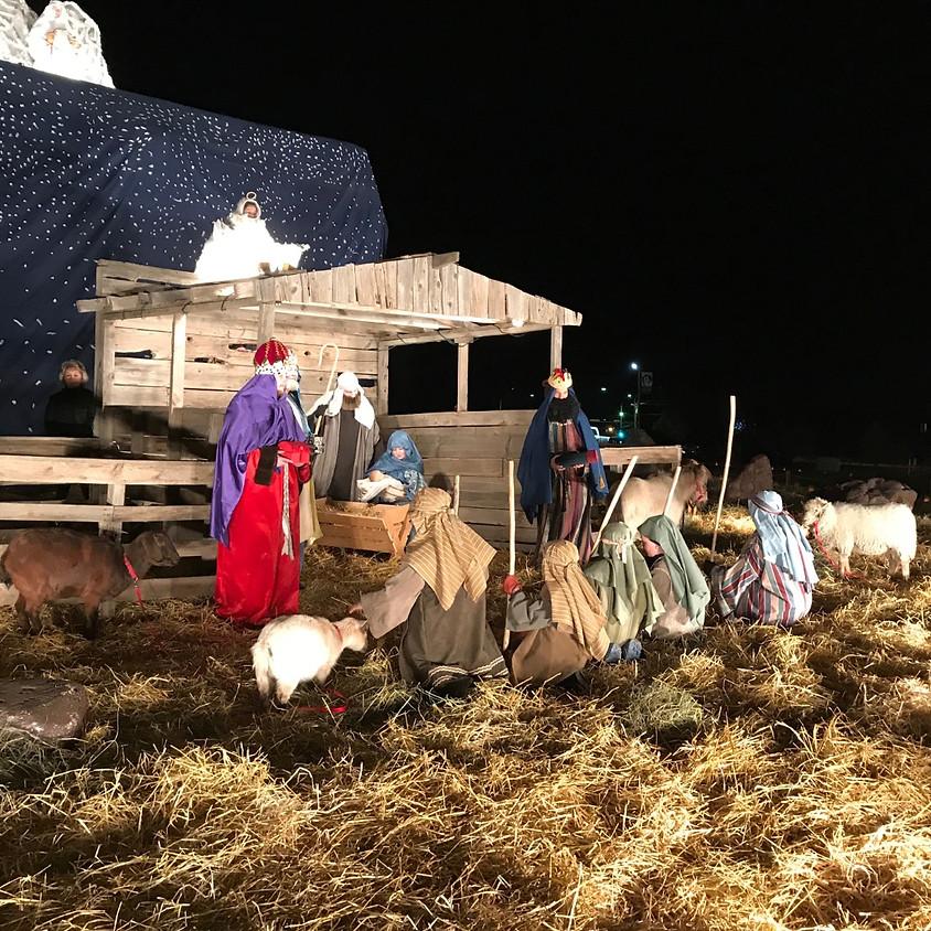 Living Nativity Day 2