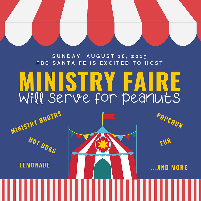 Ministry Faire