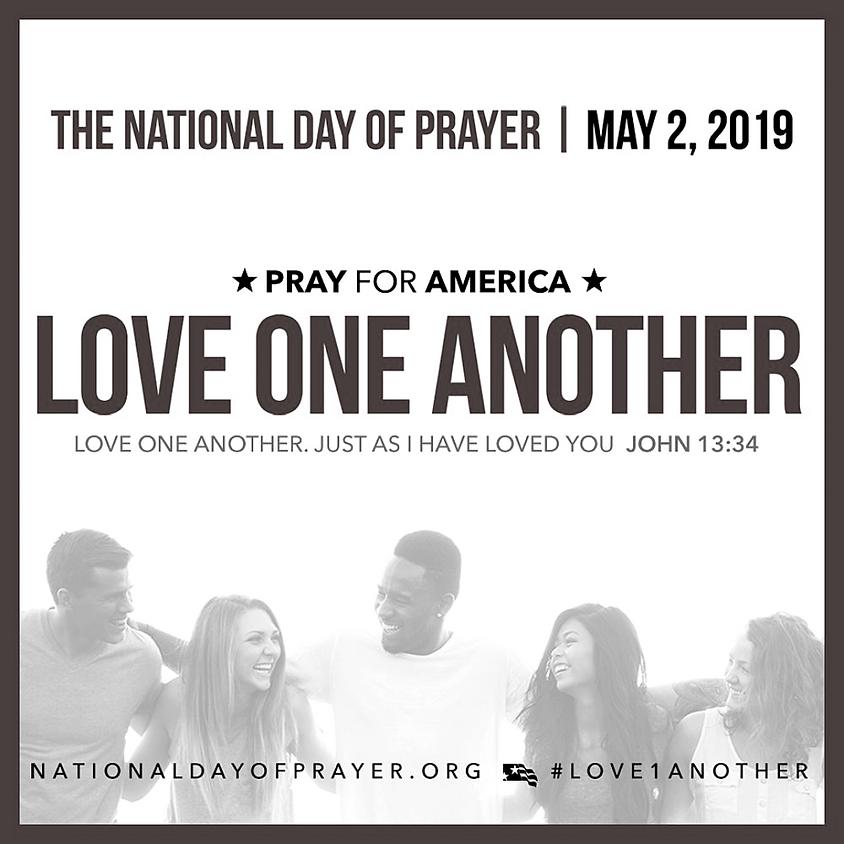National Day of Prayer Santa Fe