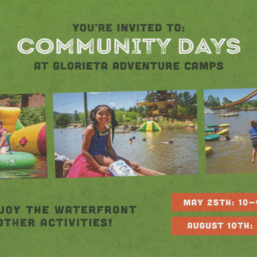 Glorieta Community Day