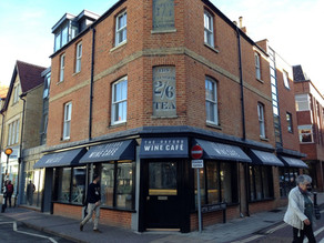 OXFORD WINE COMPANY EXPANDS WITH NEW SHOP
