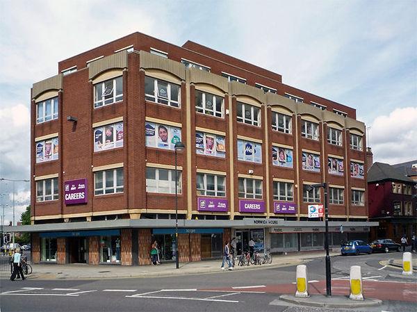 Norwich_House,_Savile_Street,_Hull_-_geo