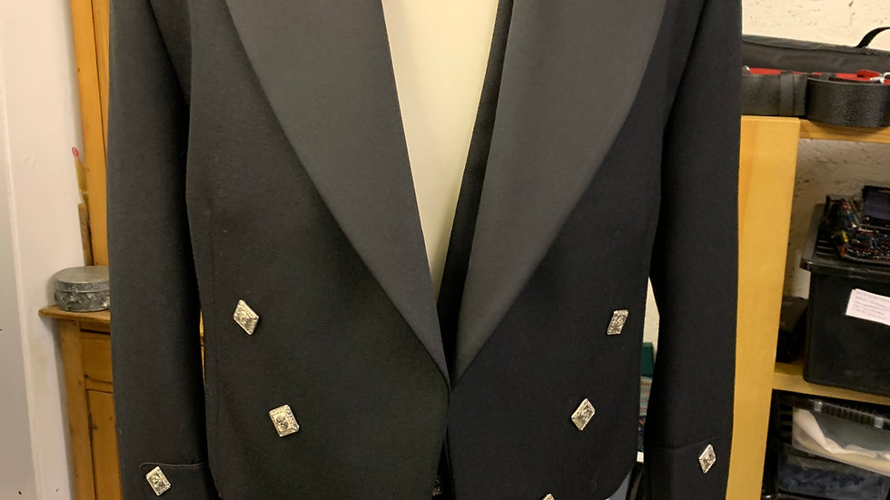 Prince Charlie Coatee & Vest