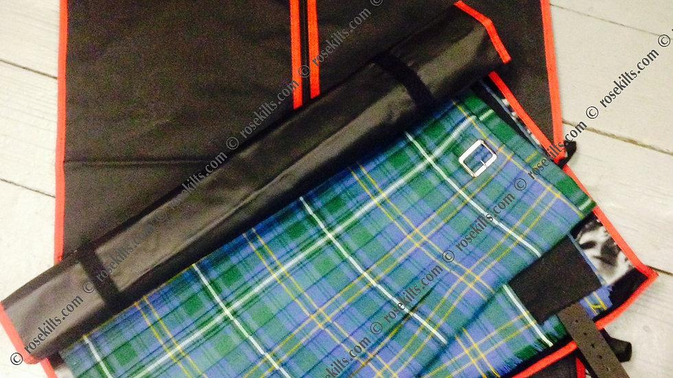 Jacket, Kilt & all accessories Carrier