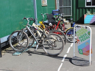 Pedal Power Temporarily Closes for Lockdown