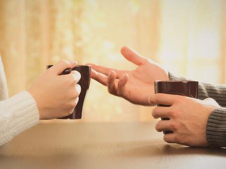 Een gesprek hebben zonder oordeel