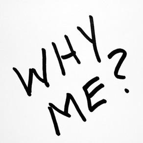 'Waarom ik?' veranderen in een 'Wat nu?'