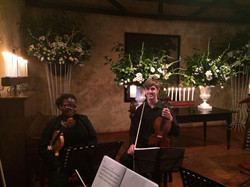 String Quartet 8 March 2015