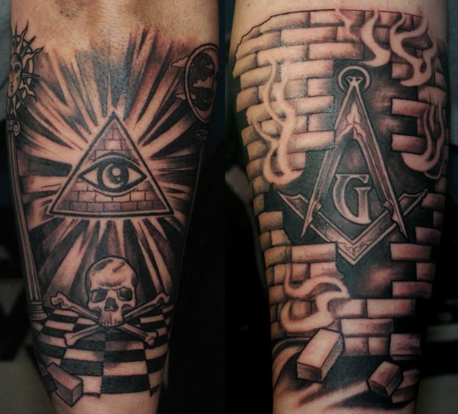 Freemason Tattoo