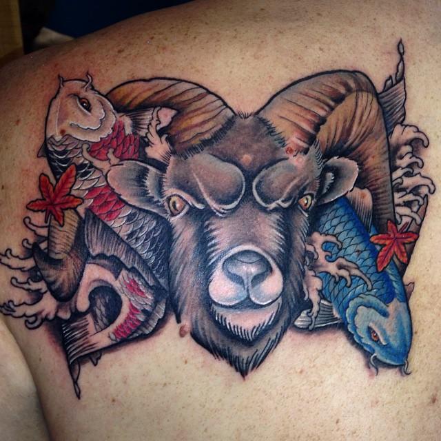 Zodiacs Tattoo
