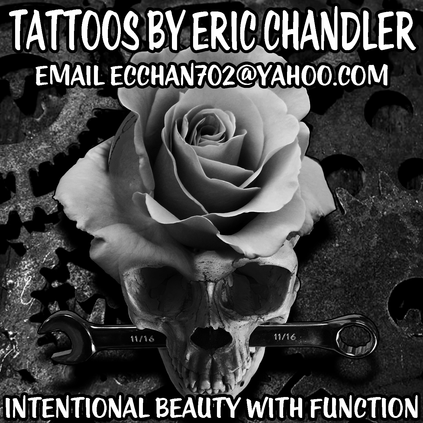 Tattoos by Eric Chandler