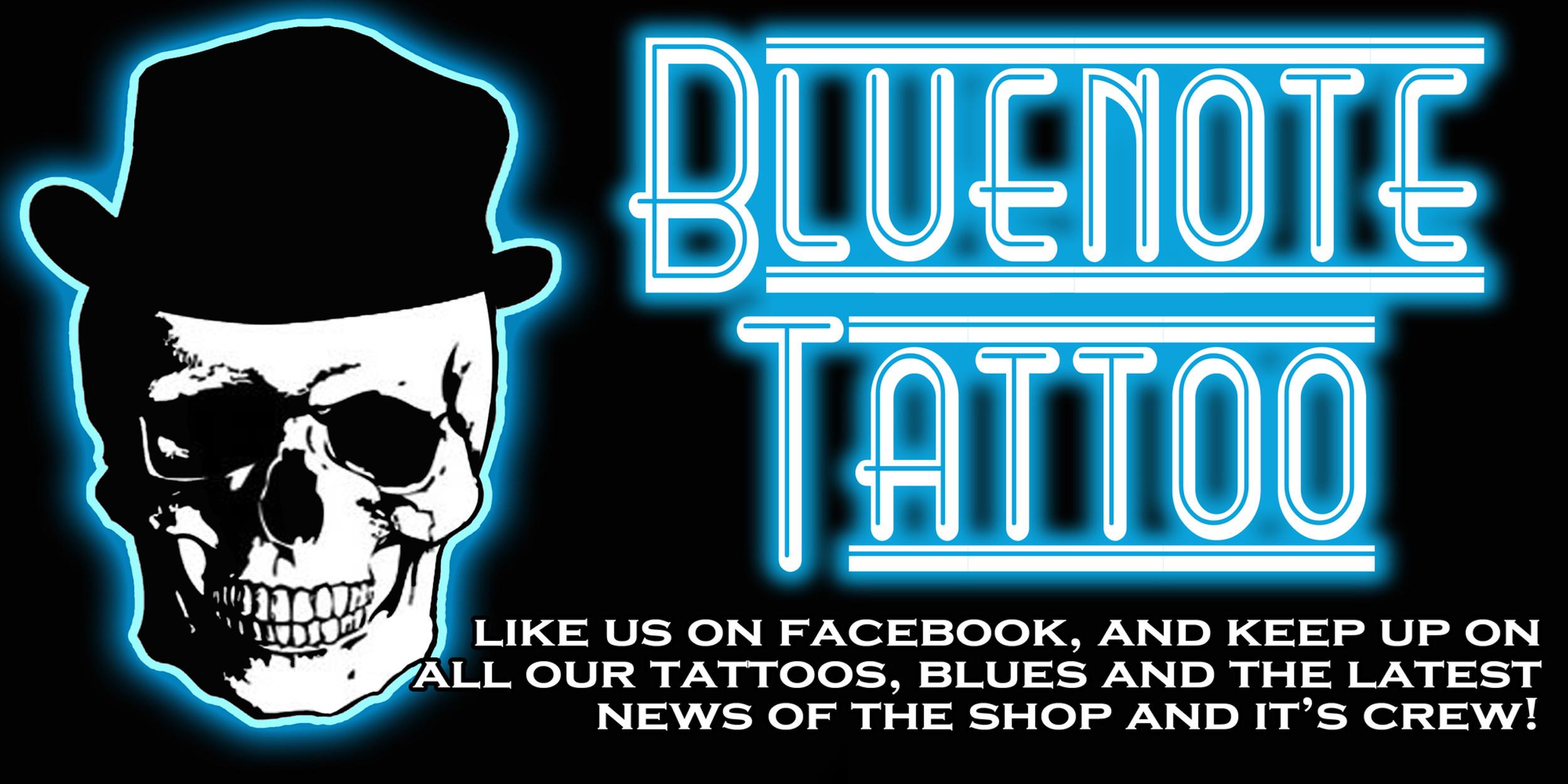 Bluenote Tattoo- Home of the best tattoo artists in Las Vegas
