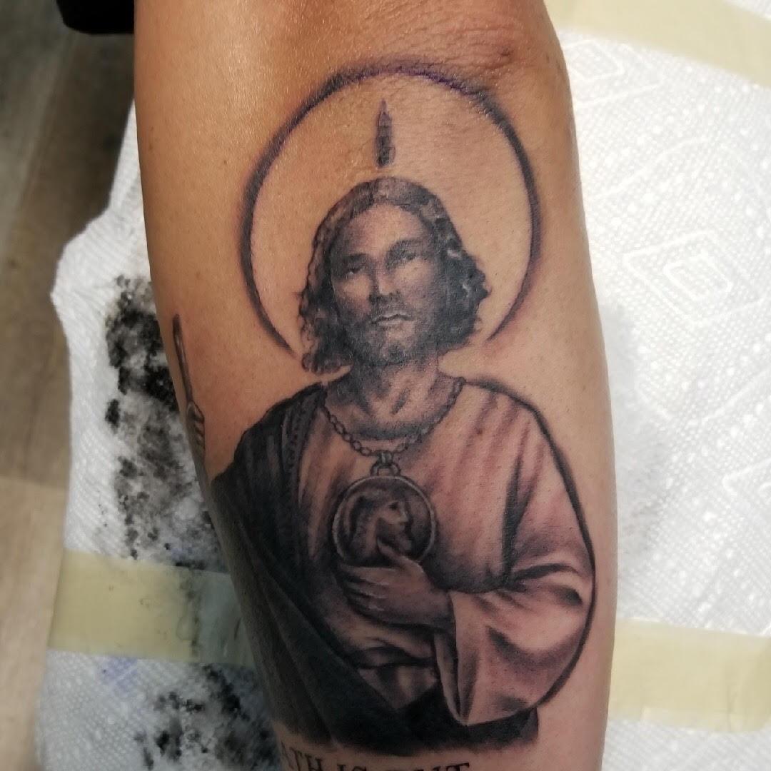 Jesus Christ!