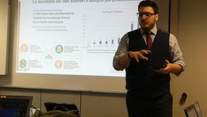 Mirko De Maldè, COO di Lynkeus Srl, nuova testimonianza al Master Lab in Blockchain
