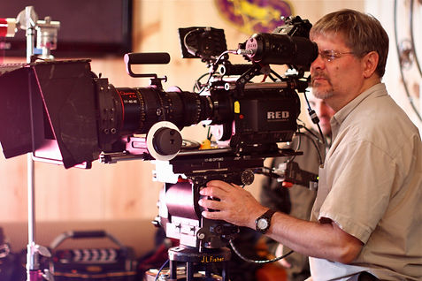 Randy with Red camera.JPG