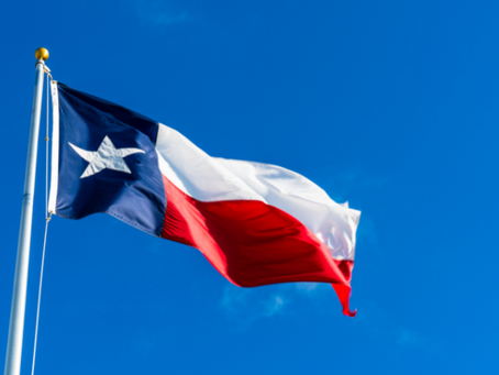 All about the Flag of Texas State