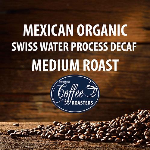 Mexican Organic - Decaf Medium