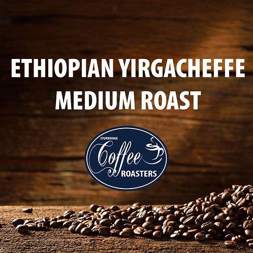 Ethiopian Yirgacheffe - Medium Roast