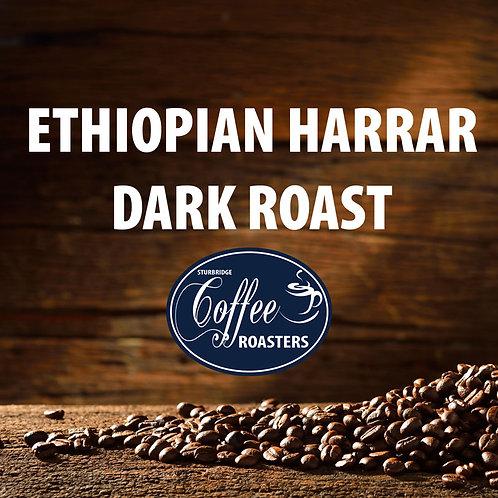 Ethiopian Harrar - Dark Roast