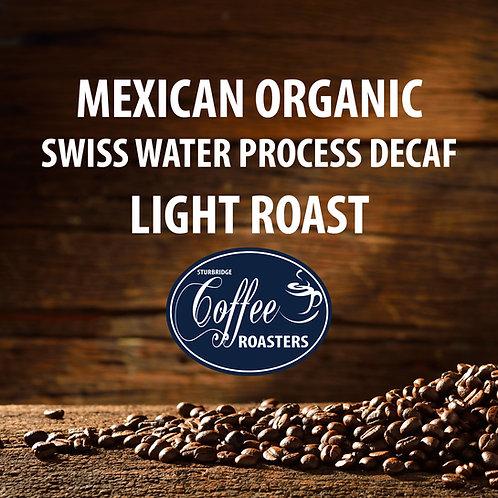 Mexican Organic - Decaf Light
