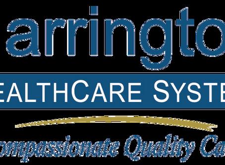 Harrington at Hubbard 10-Year Anniversary