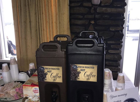 Brewing for the Southbridge Cops 'N Kids Charity Golf Tournament
