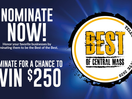 Nominate Sturbridge Coffee Roasters in Best of Central Mass