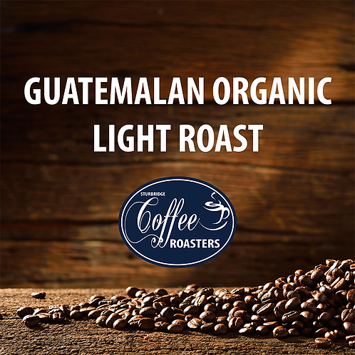 Guatemalan Organic - Light Roast