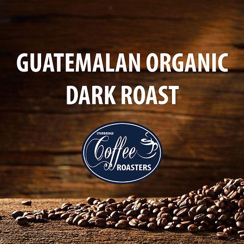 Guatemalan Organic - Dark Roast