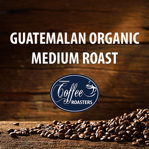 Guatemalan Organic - Medium Roast