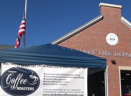 Dudley Fire Station Ribbon Cutting