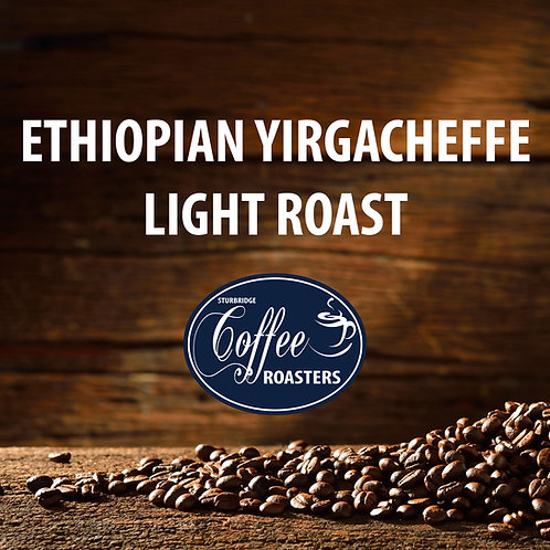 Ethiopian Yirgacheffe - Light Roast