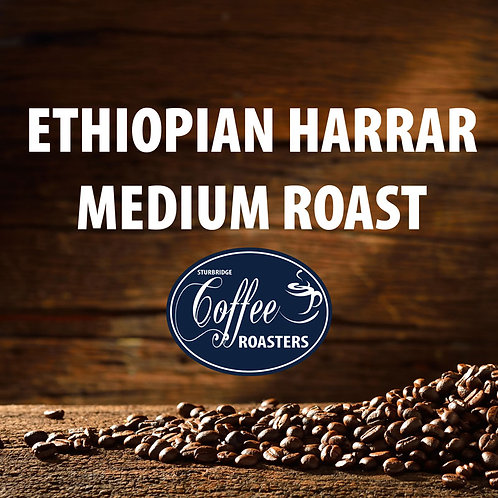 Ethiopian Harrar - Medium Roast