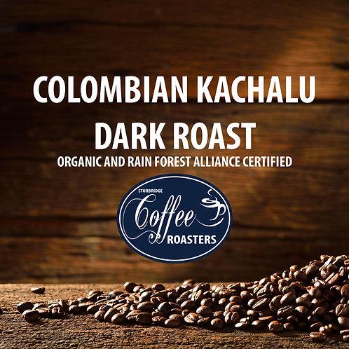 Colombian Kachalu Organic - Dark Roast