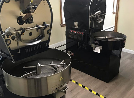 SCR opens FDA Approved Dedicated Roasting Facility
