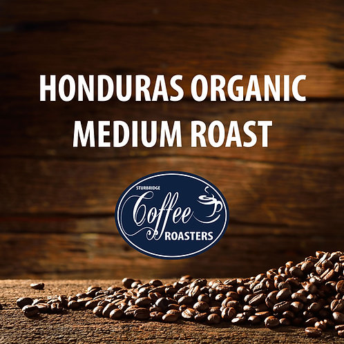 Honduras Cauful Organic - Medium Roast