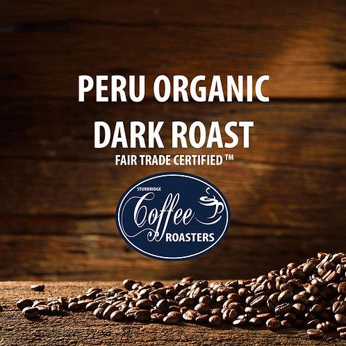 Peru Organic - Dark Roast