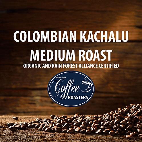 Colombian Kachalu Organic - Medium Roast