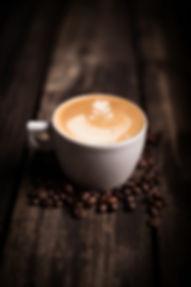 latte cup design