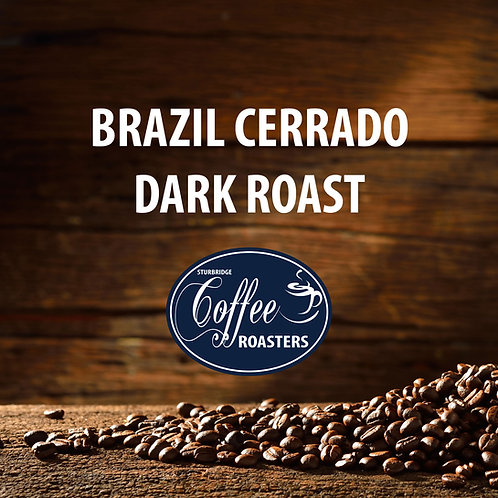 Brazil Cerrado - Dark Roast