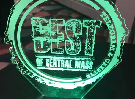 Best of Central Mass: Top 3