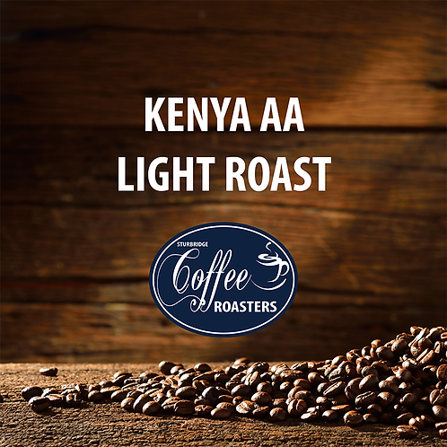 Kenya AA - Light Roast
