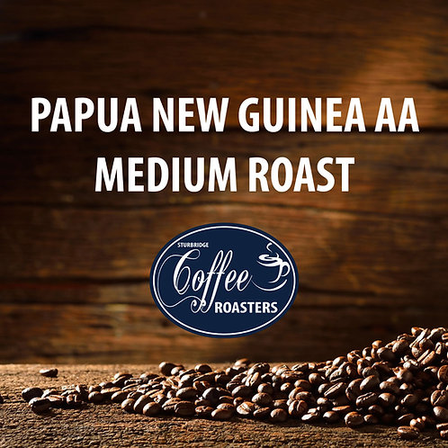 Papua New Guinea (PNG) AA - Medium Roast