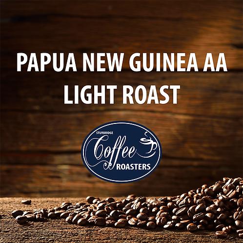 Papua New Guinea (PNG) AA - Light Roast