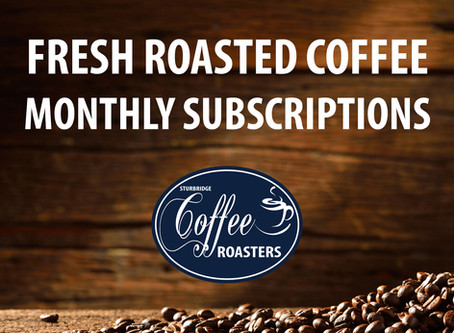 Monthly Subscription Service Now Available