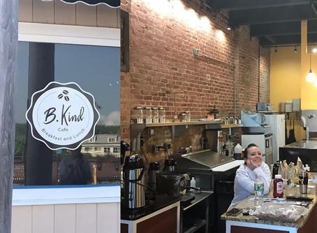 B.Kind Cafe Now Serving Sturbridge Coffee Roasters