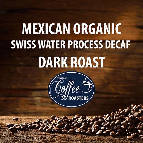 Mexican Organic - Decaf Dark