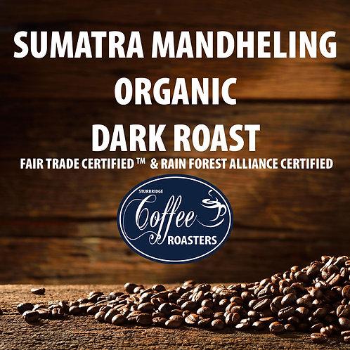 Sumatran Organic - Dark Roast